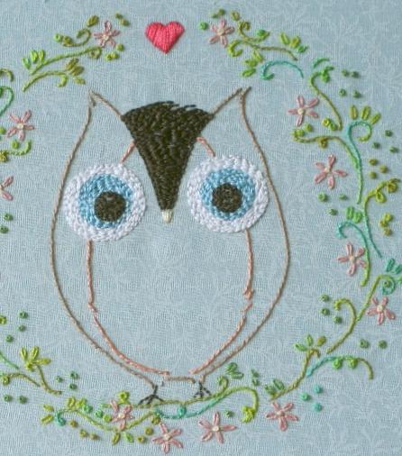 Ofelia owl etsy