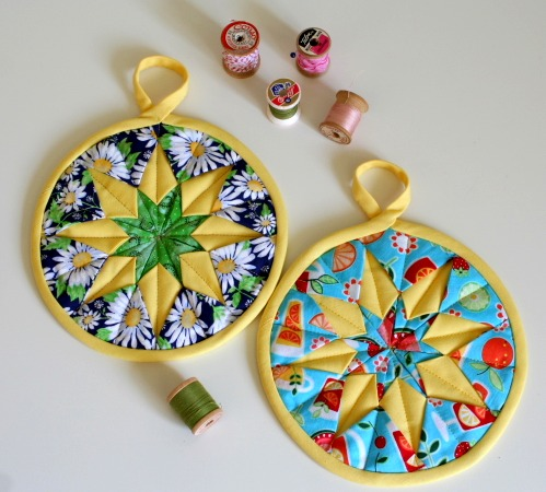Star potholders